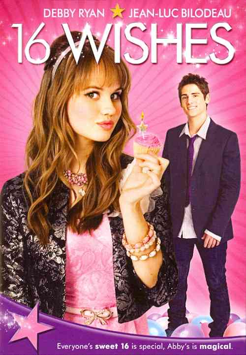 16 WISHES BY RYAN,DEBBY (DVD)