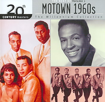 MOTOWN 60S VOL.1-20TH CENTURY MASTERS (CD)