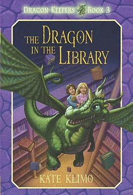 The Dragon in the Library By Klimo, Kate/ Shroades, John (ILT)